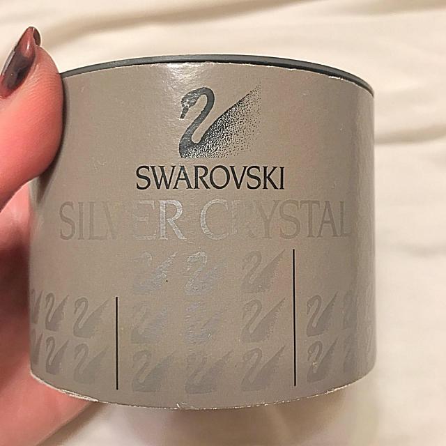 SWAROVSKI(スワロフスキー)の新品未使用!超美品 スワロフスキー リス インテリア/住まい/日用品のインテリア小物(置物)の商品写真
