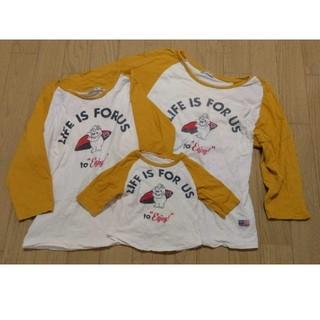 ロデオクラウンズ(RODEO CROWNS)のロデオクラウンズ 親子 Tシャツ(Tシャツ/カットソー)