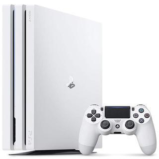 PlayStation 4 Pro グレイシャー・ホワイト 1TB(家庭用ゲーム機本体)