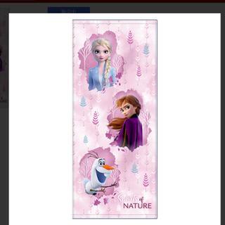 アナトユキノジョオウ(アナと雪の女王)のアナと雪の女王2 フェイスタオル 限定(タオル)