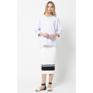 ドロシーズ(DRWCYS)の定価16500円 新品未 DRWCYS ペンシルニットスカート(ひざ丈スカート)