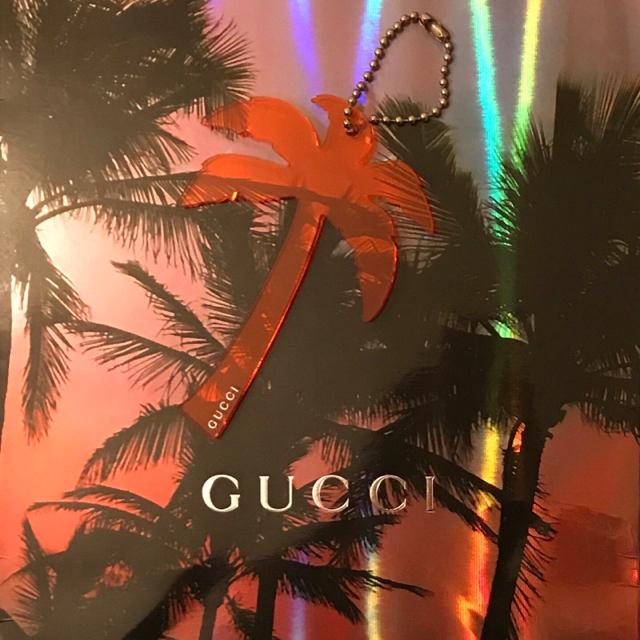 eos m アクセサリー / Gucci - 非売品【GUCCI】キーホルダーの通販 by 必ずプロフィールをご一読下さい