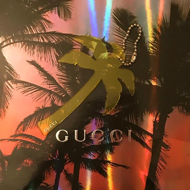結婚式 ブランドネックレス | Gucci - 非売品【GUCCI】キーホルダーの通販 by 必ずプロフィールをご一読下さい