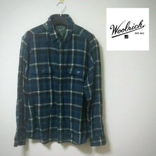 ウールリッチ(WOOLRICH)のwoolrich チェックシャツ(シャツ)