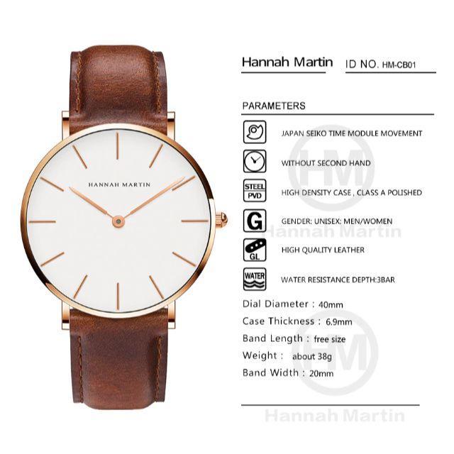 bel air 時計 偽物販売 | 【新品】レディース メンズ 腕時計 レザーバンド ブラウンの通販 by 海外ブランド専門店