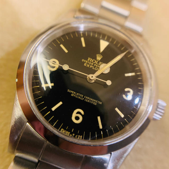 hublot 時計 メンズ 値段 / ROLEX - ミラー文字盤1016 R番 社外ケース、部品一式の通販 by chibi1019's shop