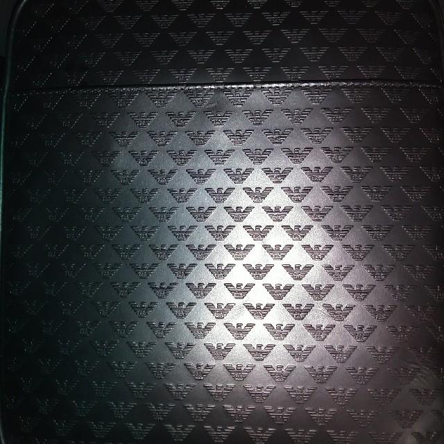 Emporio Armani(エンポリオアルマーニ)の新品・未使用 EMPORIO ARMANI ショルダーバッグ メンズのバッグ(ショルダーバッグ)の商品写真