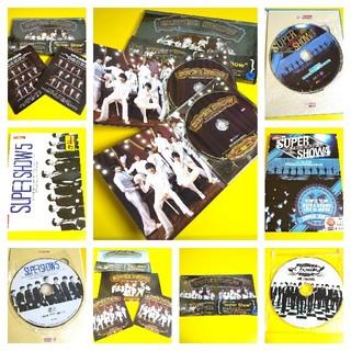スーパージュニア(SUPER JUNIOR)のDVD★完全収録!!Super Junior 1st Concert2008(ミュージック)
