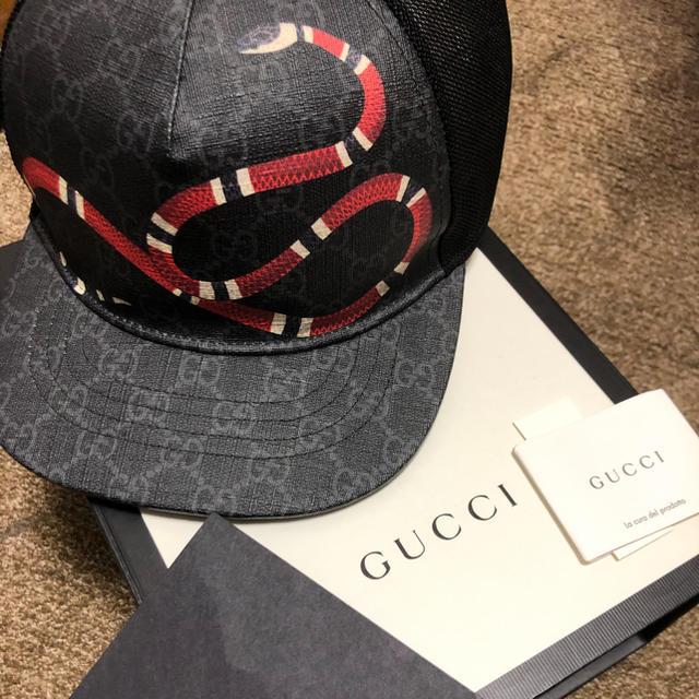ヴィトン ダミエ バッグ 激安メンズ | Gucci - グッチ キャップの通販 by パンダ5504's shop
