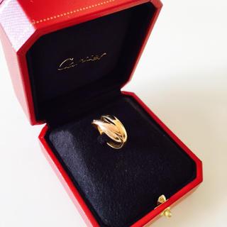 カルティエ(Cartier)のカルティエ トリニティリング限定値下げ(リング(指輪))