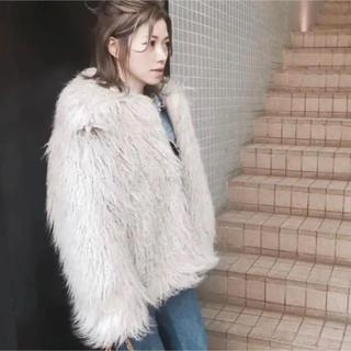 ステラマッカートニー(Stella McCartney)の■お値下げ中■ステラマッカートニー ファーコート(毛皮/ファーコート)