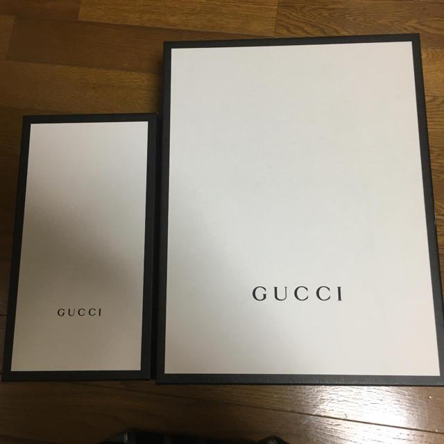 ルイヴィトン 財布 マルチカラー 偽物わかる 、 Gucci - 未使用品 グッチ 空箱×2の通販 by n