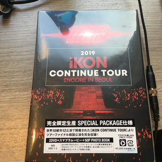 アイコン(iKON)の2019 iKON CONTINUE TOUR ENCORE IN SEOUL((ミュージック)