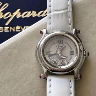 ショパール(Chopard)のショパール ハッピースポーツ 腕時計(腕時計)