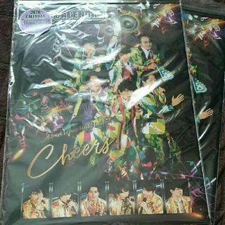 カンジャニエイト(関ジャニ∞)の関ジャニ∞ カレンダー 2冊(カレンダー/スケジュール)