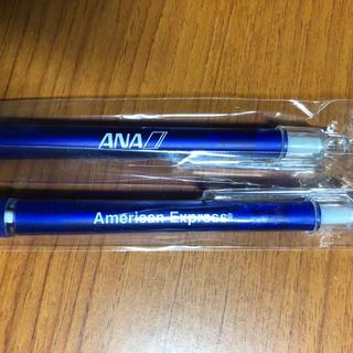 エーエヌエー(ゼンニッポンクウユ)(ANA(全日本空輸))の新品未使用、ANAボールペン2本セット(ペン/マーカー)