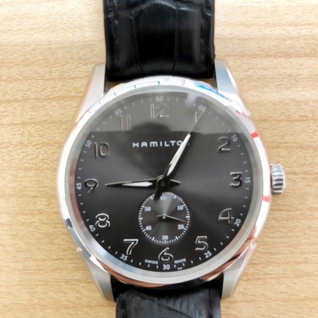mbk スーパーコピー 時計 0752 、 Hamilton - 美品 格安 ハミルトン ジャズマスター 電池交換済みの通販 by たつにしき's shop