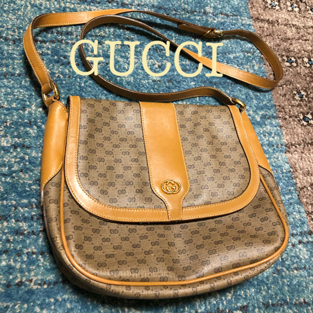ヴィトン ダミエ 財布 偽物 見分け方 913 / Gucci - GUCCI ショルダー バッグ ヴィンテージ の通販 by miko