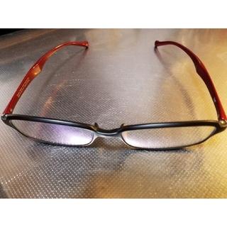 ゾフ(Zoff)の💻、スマホ用 ブルーライトカット 度なしメガネ(サングラス/メガネ)