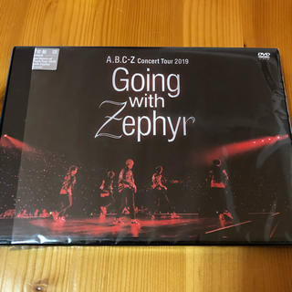 A.B.C.-Z - going with zephyr 通常盤 DVD