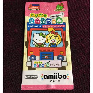 任天堂 - とびだせどうぶつの森amiiboカード  サンリオキャラクターズコラボ
