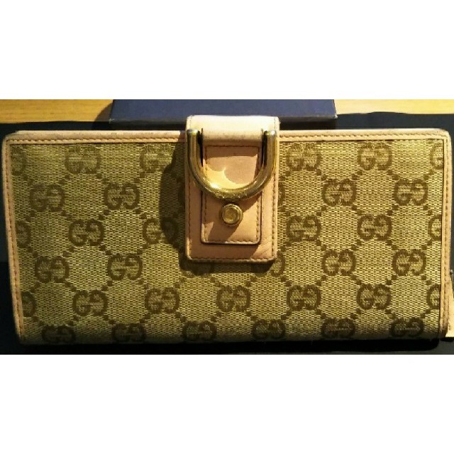 Gucci - GUCCI長財布の通販 by tom's shop