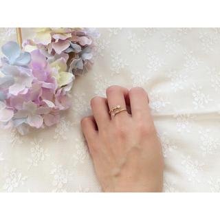 フラワー(flower)のflower*リング(リング(指輪))