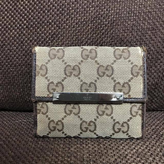 ヴィトン マルチカラー 財布 偽物 sk2 、 Gucci - GUCCI グッチ 財布 ミニ財布 二つ折り GG柄の通販 by ゆらゆらsurf