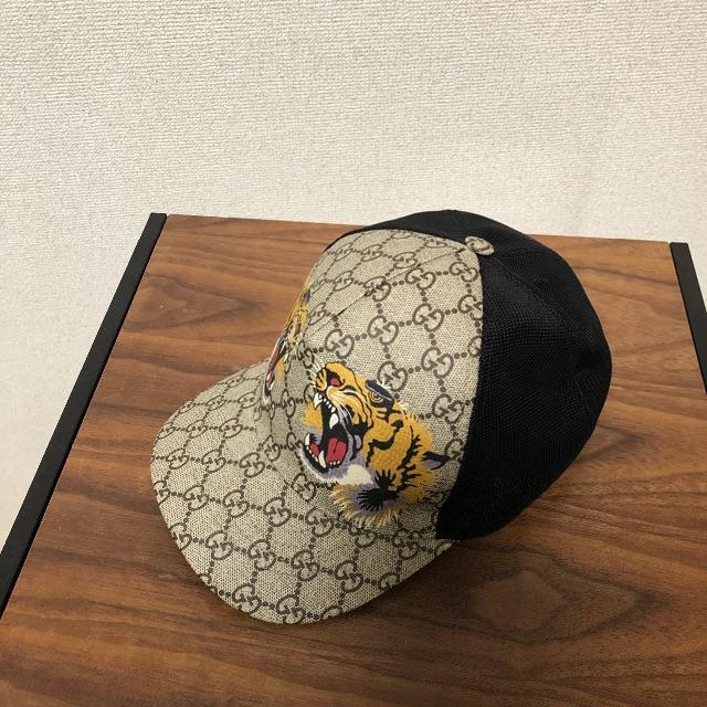 Gucci - 確実正規品 gucci キャップ L タイガー 虎の通販 by はるか's shop