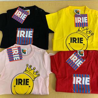 アイリーライフ(IRIE LIFE)の◆新品未使用◆irie life子供用Tシャツ 70サイズ 4枚セット(Tシャツ)