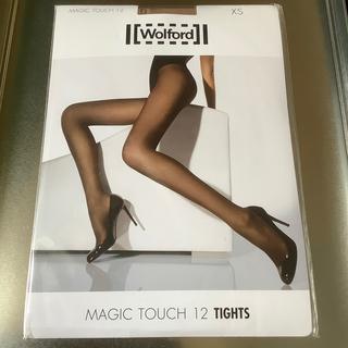 ウォルフォード(Wolford)のWolford MAGIC TOUCH 12(タイツ/ストッキング)
