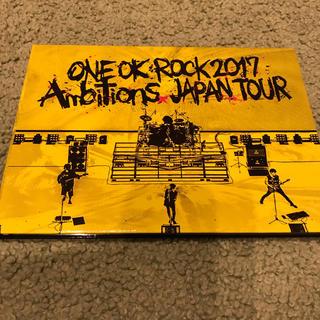ワンオクロック(ONE OK ROCK)のワンオク ONE OK ROCK 2017 DVD 美品(ミュージック)