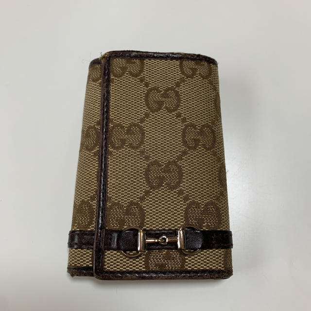 Gucci - GUCCI キーケースの通販 by ゆう's shop
