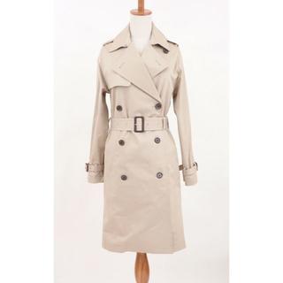 DOUBLE STANDARD CLOTHING - ダブルスタンダードクロージング トレンチコート ベージュ 34