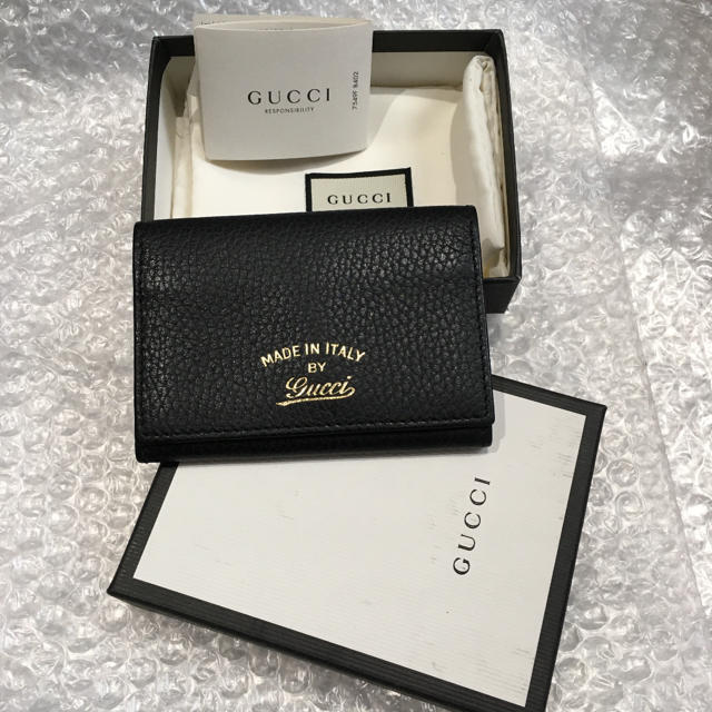 Gucci - GUCCI 名刺入れの通販 by A.I's shop