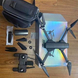ブラシレスモータドローン f11 folding drone GPS搭載 5G (航空機)