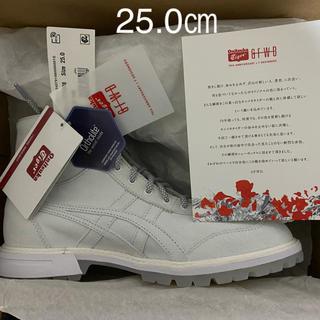 オニツカタイガー(Onitsuka Tiger)のオニツカタイガー × 山下智久 RINKAN BOOT(ブーツ)