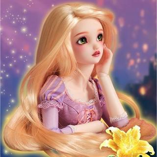 ボークス(VOLKS)のSDGr 女の子 Rapunzel  ラプンツェル ボークス SD(その他)