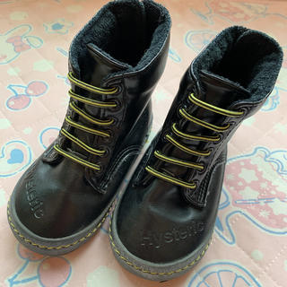 ヒステリックミニ(HYSTERIC MINI)のヒスミニ ブーツ 14㎝(ブーツ)