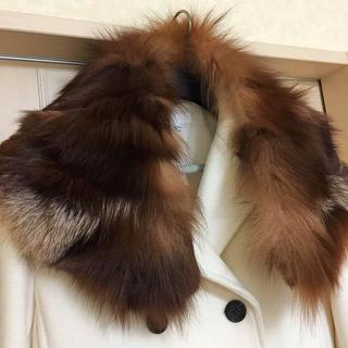 フルラ(Furla)の美品✨✨✨毛皮 ショール リアルファー フォックス(マフラー/ショール)