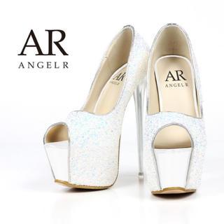 エンジェルアール(AngelR)のangel Rヒール👠22.5cm(ハイヒール/パンプス)