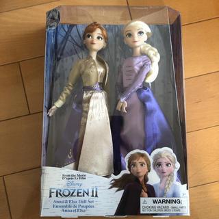 Disney - アナと雪の女王2  アナ&エルサ セット ドール