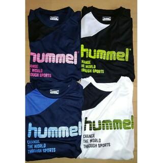 ヒュンメル(hummel)のhummel ヒュンメル メンズ プラクティスTシャツ 半袖 吸汗機能(Tシャツ/カットソー(半袖/袖なし))