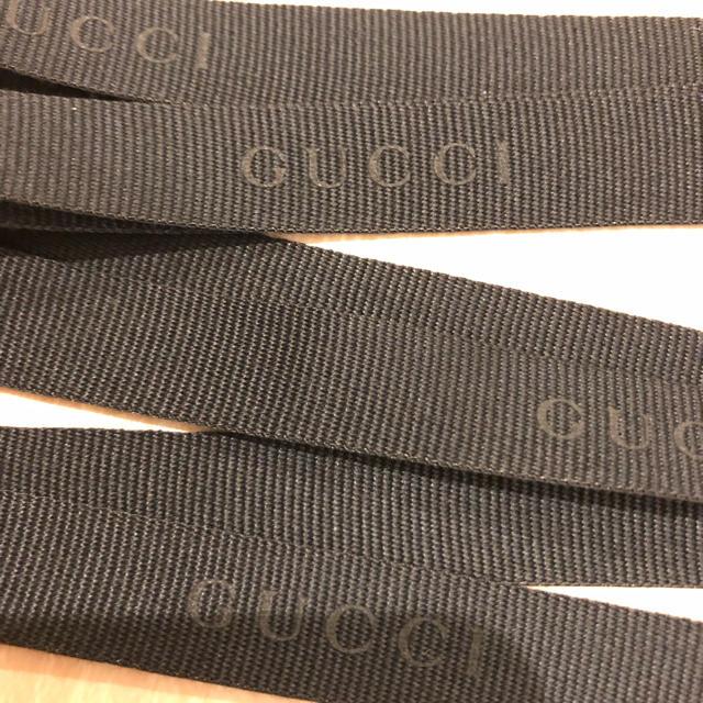 ルイヴィトン 長財布 レディース 激安カジュアル - Gucci - GUCCI リボン 約186cmの通販 by pikomama's shop