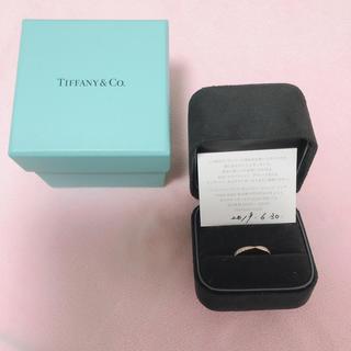 ティファニー(Tiffany & Co.)のヨグ様専用(リング(指輪))