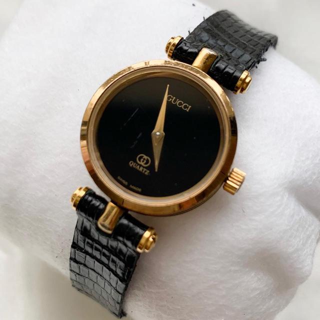 ロレックス 時計 レディース コピー 0を表示しない 、 Gucci - 【稼働品】GUCCI▪️シェリーライン レディースウォッチの通販 by Loved_gather⌘