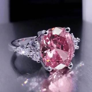AAAランク ダイヤモンドcz リング 指輪 シルバー(リング(指輪))