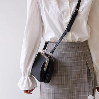 ディーホリック(dholic)の⭐︎Dholic 2wayツーポケットがま口バッグ⭐︎韓国ファッション 鞄(ショルダーバッグ)