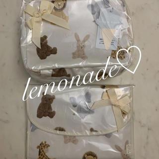 ジェラートピケ(gelato pique)のレア♡アニマル柄2点セット(その他)