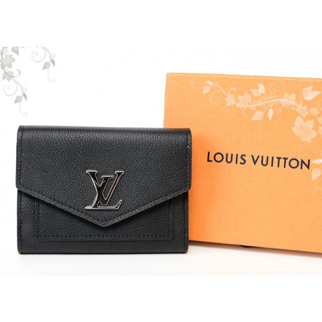 ブレゲ コピー 中性だ | LOUIS VUITTON - 未使用♡ルイヴィトン マイロックミー コンパクト財布♡ブラック黒 M62947の通販 by たまごのお店🌈